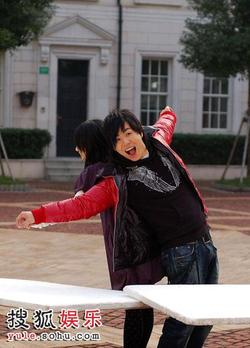 Yinyuerangwoshuoaini_mv_shooting2